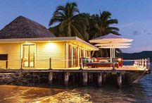 Matangi Resort - Fiji / The beautiful island of Matangi