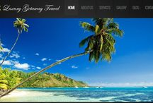 Luxury Getaway Travel / With so many places to visit, choosing a travel destination is difficult. Talk to our staff to find out what a location has to offer and how we can simplify your vacation planning process! When you travel with us, you can trust that we'll take care of you.