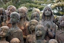 Monumentos / Estatuas, monumentos,...