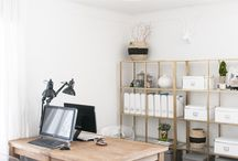 Interiors: Work Space
