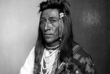 Old Native American Portraits