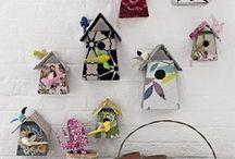 Bird house / by Patty Olson