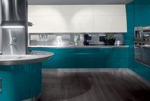 Cucine Flux - Design by Giugiaro Design / Una cucina che seduce, con alta tecnologia e linee sofisticate