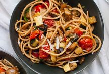 Pastas We Want to Inspiralize / We can't wait to Inspiralize these delicious dishes!