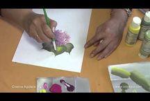 Dibujo / Flores