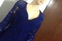 Vestido Andreia Lessa / Vestido de croche para madrinha de casamento