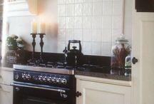 Boretti + tegels / keuken