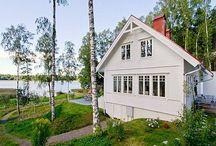 Lake Homes Around the World
