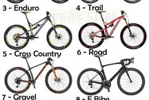 Enduro & Trail Mountain bikes / Till Evelina