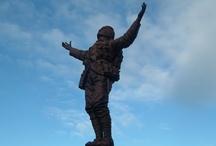 Scottish War Memorials / Photographs of war memorials across Scotland / by Scottish Military Research Group