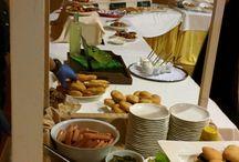 BUFFET NOCHE / Una alternativa al lunch