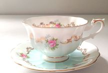 Royal Albert's Bone China and others...