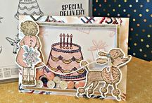 Birthday Delivery 2017 Stampin'Up