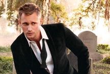 Alexander Skarsgård, the sexiest man in the world!  / The best vampire in the world ❤️