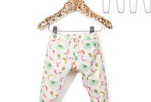 Pantalons fillettes