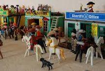 Playmobil Western City / Goldmine