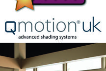 QMotion Awards / QMotion UK wins the best editors award. Perfect window covering solution for your homes & office!