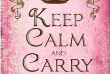Keep Calm jutut