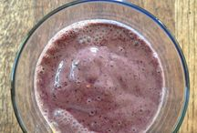 Healthy Drinks/Smoothies / by Becky Williamson