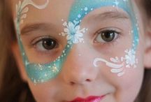 Face paint pretties