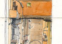 building sketches / by Sea Cow