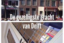 Molslaan - Delft / Schitterende locatie aan de gezelligste gracht van Delft.