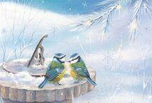 kerst plaatjes / kerst