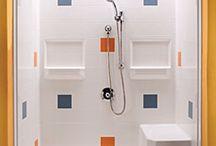 Residential Shower System
