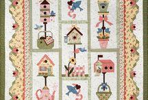 copertine di patchwork