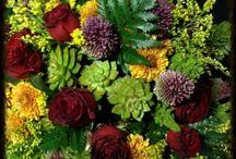 Ramo de flores - Ram de flors - Bouquet / by Jukka Heinonen