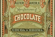 Ретро шоколад