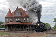Trains and steam / Trains and steam