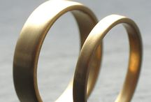 Fedi nuziali d'oro