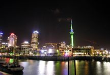 Travels in New Zealand / Explore New Zealand with trusted car rental services.