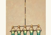 Light Fixtures for new house / by Bethany Banks
