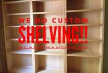 Alamo Handyman ~ Custom Work