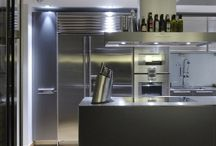 Sub Zero Refrigeration  / Sub Zero refrigeratio  and Wolf cooking appliances