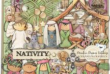Nativity Inspiration / by Michelle Forest