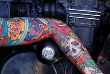 tatoos / by Shannon Hancock