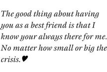 bestfriend quotes  / by Britney Simons