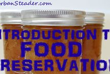 FoodPreservation / by Kathleen Keenan