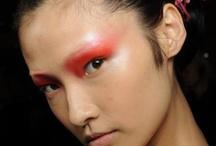Makeup / by Elizabeth Leverett