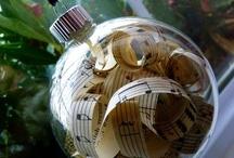 Christmas crafts / by Ashley Clayson
