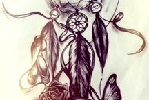 Tattoo ideas? / Things I'd like permanently etched on my body.