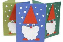 Joulukortit / Joulukortti ideoita