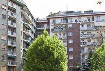 I NOSTRI SUCCESSI - Plurilocale con terrazzo / Milano, via Rubens, zona De Angeli, in stabile signorile con servizio di portineria, proponiamo con incarico in esclusiva, ampio e luminoso 5 locali di pregio di circa 190 mq commerciali.