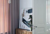 Interial design - sovrum