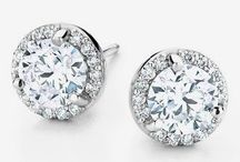 Diamond Jewelry / Diamond jewelry from engagement rings to earrings and more.