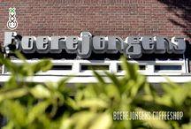 Boerejongens Coffeeshop West - Amsterdam / Boerejongens Coffeeshop West - Amsterdam  One of Amsterdam her best coffeeshops, selling quality cannabis & hash