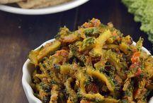 Karela Recipes, Bitter Gourd Recipes